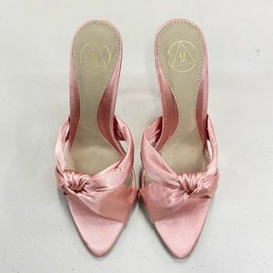 Shoes - Pink Champagne Heels